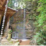 滝物語51 疫病祓った霊水〜不動の滝(海南市孟子)