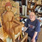 首回る〝平成の仏像〟完成