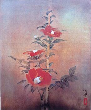 花鳥風月を描いた日本画〜伯玄会展