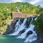 滝物語60 龍見守る水害の爪痕〜金剛の滝(かつらぎ町花園新子)