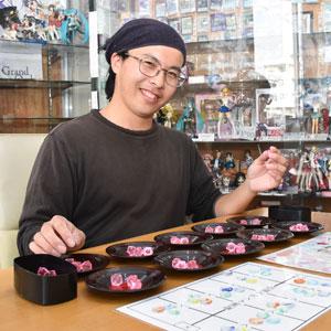 マンカラ ご当地ゲームに 普及協会が体験会