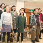 和歌山県第九合唱団 発足46年 初の90代団員