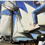 帆船「みらいへ」作品コンテスト 12月8日展示