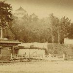紀州百景㉜ 和歌山城一の橋(明治)