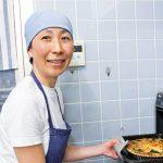 紀の川の恵み ひと皿に〜カフェ LIFE 店主 阪田瑞穂さん(46)