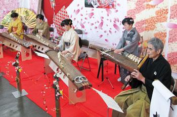 箏・初春コンサート