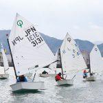 ヨットで風と友達に〜B&G和歌浦海洋クラブ