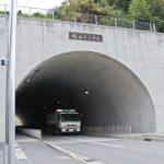 城山トンネルのある山に城あった?