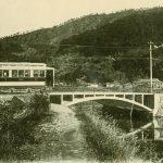 紀州百景㊸ 中津橋(現中津川橋)