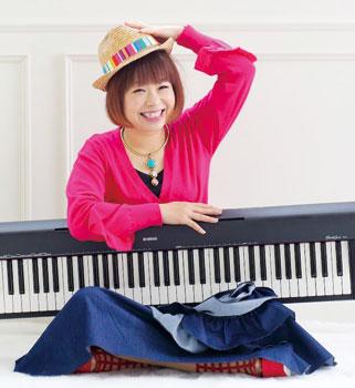 ピアノと女一人旅〜濱守栄子ライブ