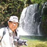 〝滝王国和歌山〟発信〜熊野古道を歩く写真家 大上敬史さん