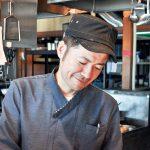 ごちそうは絶景と地元の味〜わかうら食堂 料理長 小野原 茂雄さん