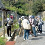 語り部と歩く熊野古道