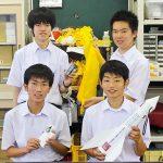 缶サット甲子園 向陽高 目指すは日本一