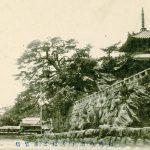 紀州百景㊼ 下がり松(明治)