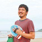 手軽に波乗り始めよう〜小型サーフボードを広める 川田英治さん