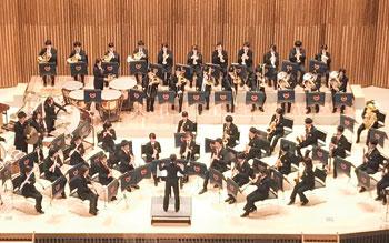 和歌山大学吹奏楽団サマーコンサート