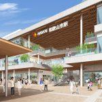 市駅の新複合施設名 「キーノ和歌山」に決定