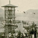 紀州百景54〜漱石が乗ったエレベーター2(明治)