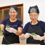 伝統の早なれ寿司 未来へ〜べっちんさん調理スタッフ 川端秀子さん・石津万喜さん