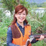 〝狩りガール〟  初のイベント〜和歌山県猟友会女性部部長 溝部名緒子さん