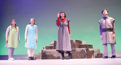 劇団ノスタルジア公演「オズを待ちながら」