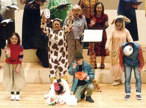 歌と芝居楽しもう〜和歌山市民合唱団定期演奏会