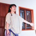 豊かな音韻 空間に響かせ〜親子えんげき塾 ことばの泉代表 東郷桃子さん