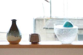 平岡仁・和田山真央(まさひろ)陶芸二人展