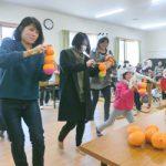 今年もみかん狩り運動会〜和歌山の青年 石巻で支援