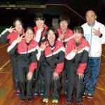 ソフトテニス 日本リーグ昇格つかめ