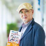 ハッサクくん 一冊に〜漫画家 いわみせいじさん