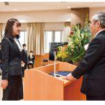 宝塚医療大学 1期生102人入学 9割以上が和歌山県内出身者