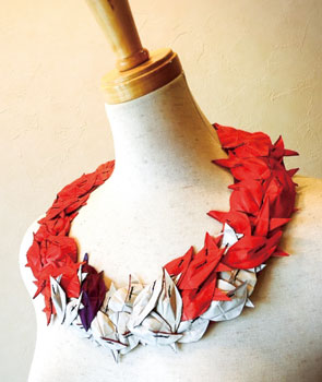 天然石や革のアクセサリー展「made in chisaco」