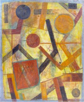 抽象アートを楽しむ展