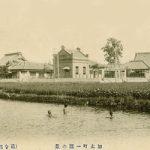 紀州百景70〜加太の堤川(大正)