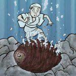 妖怪大図鑑〜其の弐百四 不老不死の貝