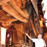 蛭子神社が修復完了