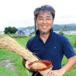 古代小麦を自然栽培