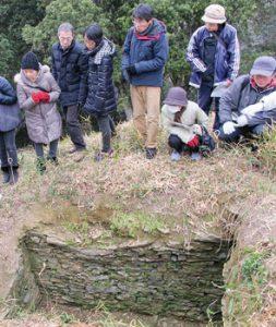古墳公開「T字形横穴式石室〜上から見るか、横から見るか」
