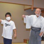 子どもたちに伝統文化を〜能ワークショップ発表会