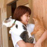 りんご猫に専用ルーム〜和歌山市 吉田藍さん開設