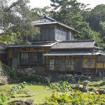 名勝の別荘建築 高まる評価 和歌浦 旧福島嘉六郎邸