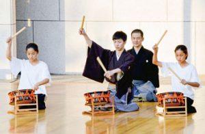 伝統芸能 太鼓セミナー
