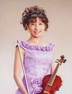 バイオリニストたえこせんせのこどものためのリトミックコンサート〜クリスマス・スペシャル