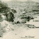 紀州百景79〜出島の集落(明治末)