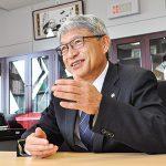 地域を担い 未来育む 宮﨑泉 和歌山県教育長に聞く