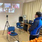 東日本被災地との交流 この冬はオンラインで