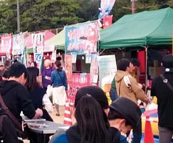 お城に肉料理大集合〜全肉祭