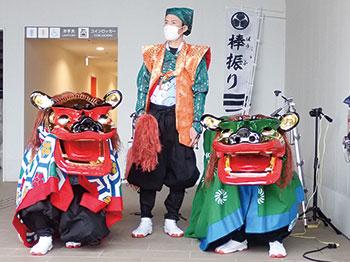 企画展「和歌祭〜渡物と練物」